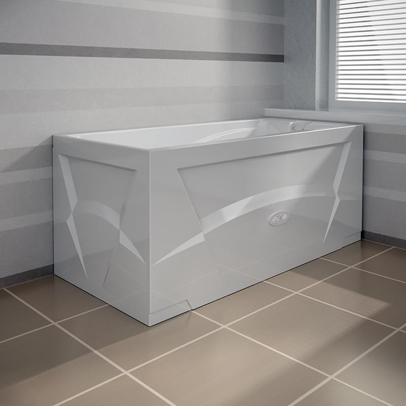 Акриловая ванна «Орнела»