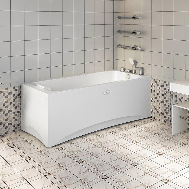 Акриловая ванна «Агата 170х70»