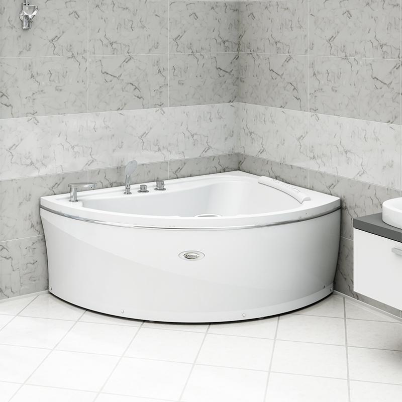 Акриловая ванна «Альбена»
