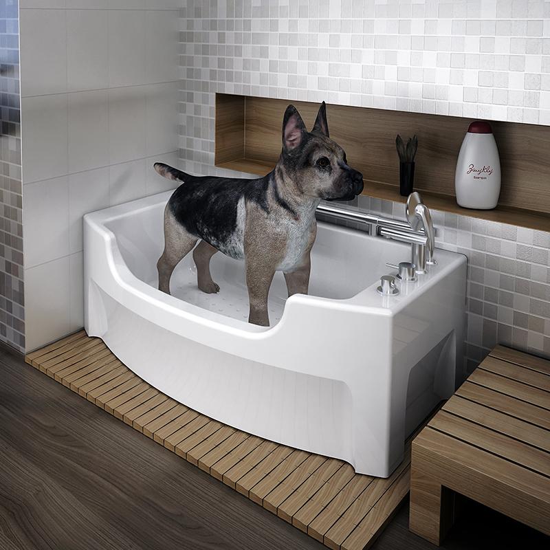 Акриловая ванна «Чарли» (ванна для хозяйственных нужд)
