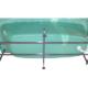 Каркас для акриловой ванны необходим для безопасной эксплуатации конструкции. Иначе бортики сооружения могут сломаться, не выдержав нагрузки