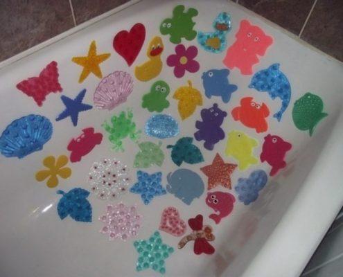 Набор мини-ковриков для ванной Valiant.