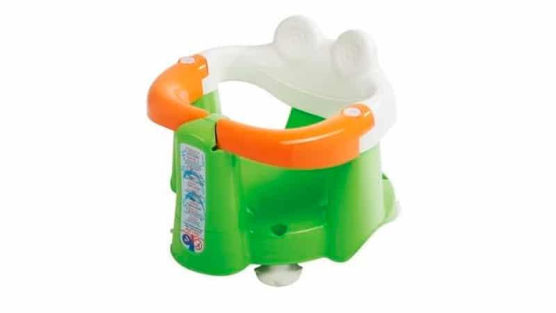 Сиденье для маленьких детей в ванну