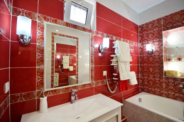 Ванная комната - отличное фото интерьера