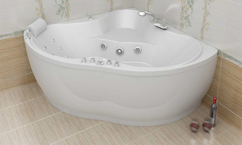 Акриловые ванны, плюсы и минусы